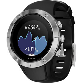 Suunto Spartan Trainer Wrist HR GPS Sport Watch, steel